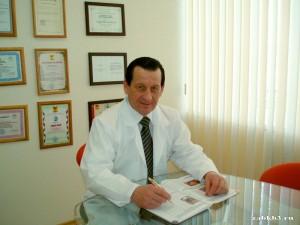 Горяев Николай Ильич – главный врач ГУЗ «Краевая больница № 3» Министерства здравоохранения Забайкальского края