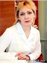 Ирина Валентиновна Вайнштейн, заместитель главного врача по ОМР