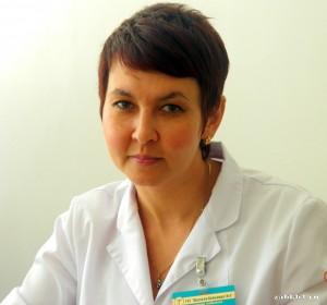 ПОПОВИЧ Елена Анатольевна - Врач оториноларинголог профпатолог высшей категории.