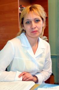 ВАЙНШТЕЙН Ирина Валентиновна - Врач пульмонолог профпатолог высшей категории