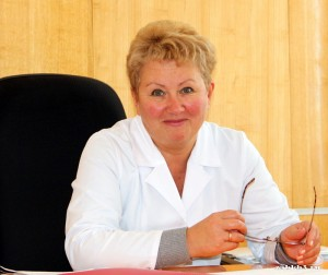 ВЫРУПАЕВА Елена Павловна – Врач оториноларинголог профпатолог высшей категории
