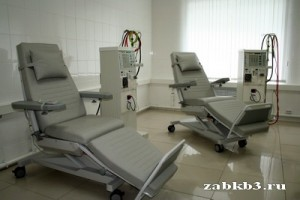 Межрайонное отделение амбулаторного гемодиализа