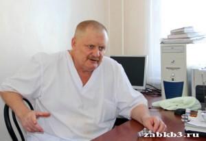 Юрий Константинович Кокотов, заведующий центром плановой хирургии