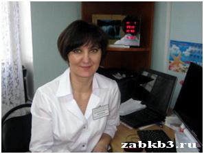 Золотухина Марина Николаевна