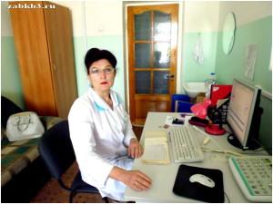 Кондратьева Зинаида Вавиловна – рентгенолаборант ГУЗ « Краевая больница № 3».