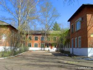 Здание родильного отделения
