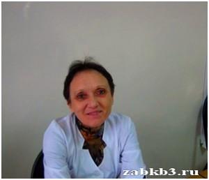 Пельменёва Татьяна Ивановна - участковый врач-терапевт