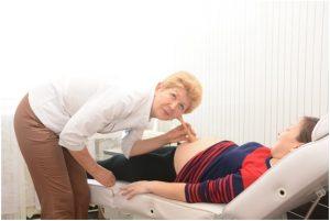 Врач акушер – гинеколог Варвара Владимировна Стешанова