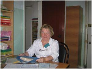 Серёдкина Вера Петровна