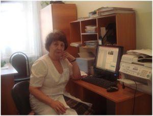 Лучанкина Вера Васильевна