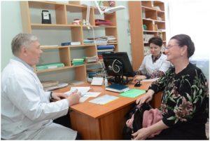 Участковый врач терапевт Вырупаев Валерий Викторович